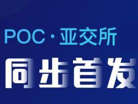 POC开启社区节点竞投计划公告