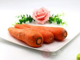 胡萝卜的功效与作用