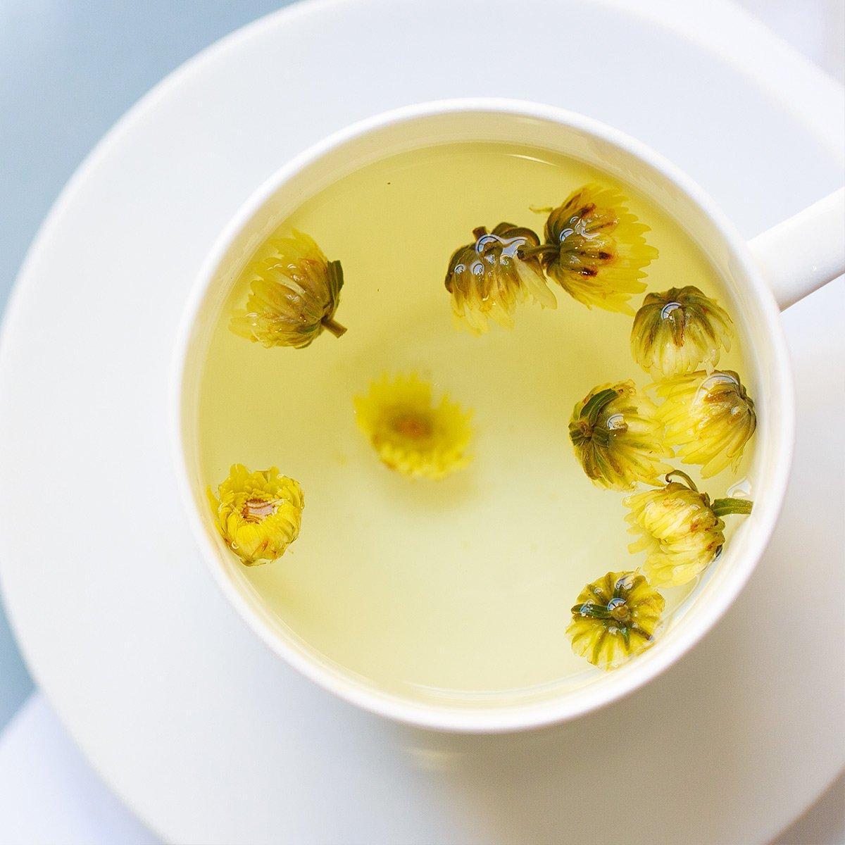 常喝菊花茶清肝明目,医生提醒:喝菊花茶要注意这3点